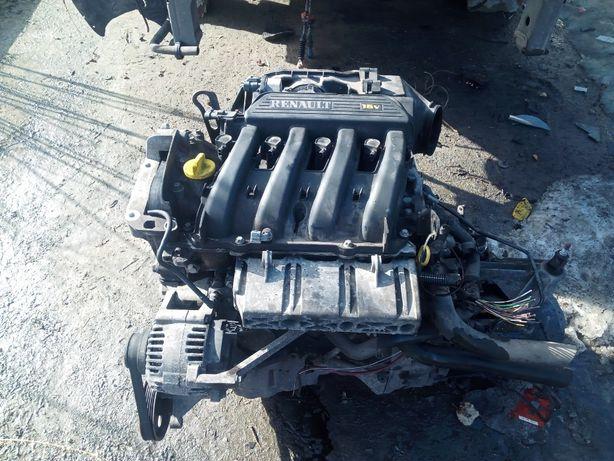 silnik renault megane 2 scenic 2 1.4 1.6V K4J D 7/30