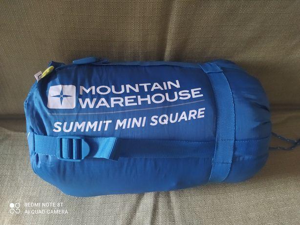 Śpiwór mini 160x65 mountain -15st. Ultralekki