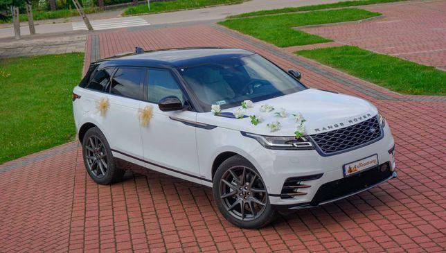 Auto do ślubu, na wesele - Range Rover Velar HSE