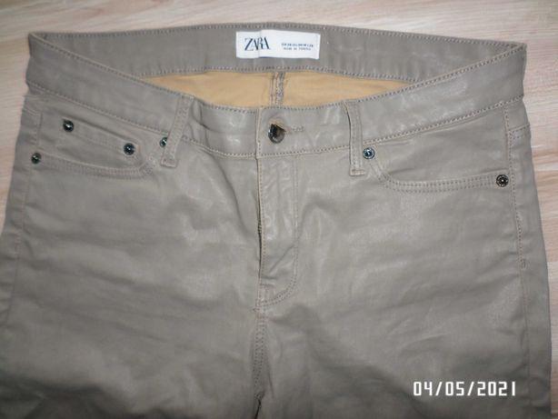 damskie spodnie-Zara-rozm-38-s/m