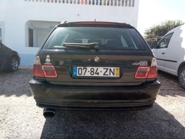 BMW 320 E46 136cv