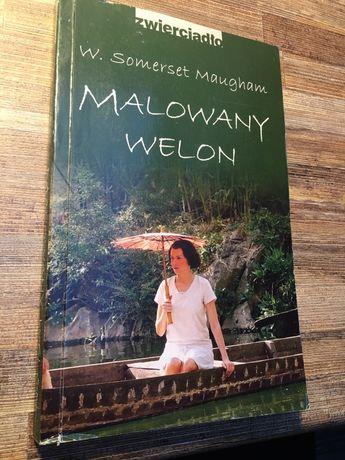 """""""Malowany welon"""" - W. Somerset Maugham"""
