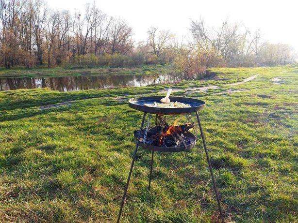 Киев сковорода из диска, садж,жаровня,сковорідка із диску от30=80см