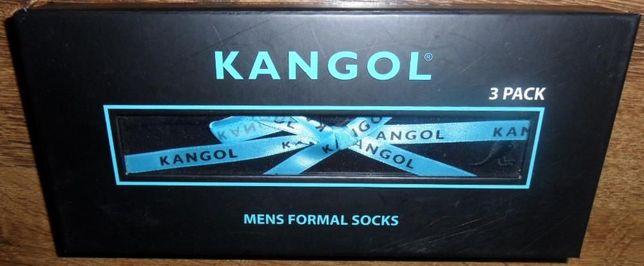 Kangol Mens Formal Socks