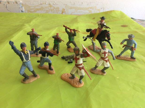 Timbo - Figuras anos 1971-5 - para colecionadores