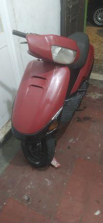 Vendo Honda bali 50cc com doc