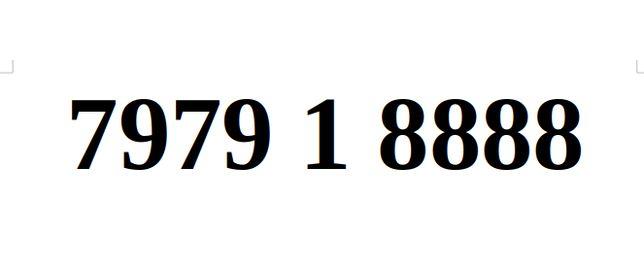 Ładny numer Starter Orange 79,79,18888