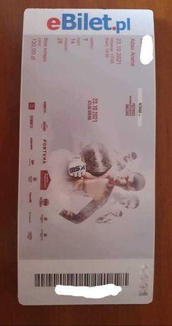 Bilet KSW 64 ŁÓDŹ 23.10.2021 Atlas Arena
