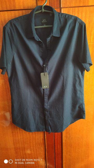 Мужская рубашка Armani Exchange