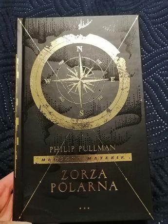 Zorza polarna Mroczne materie Philip Pullman