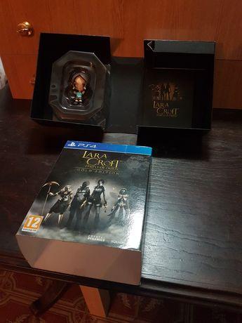 Edição especial Lara Croft Temple of Osíris Gold edition