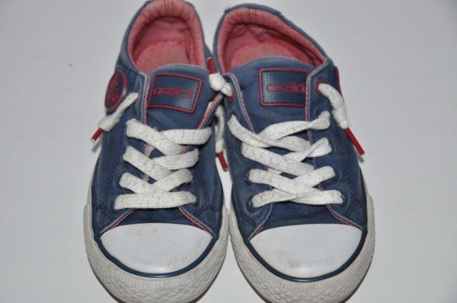 Buty dla chłopca trampki OKAIDI rozm.32