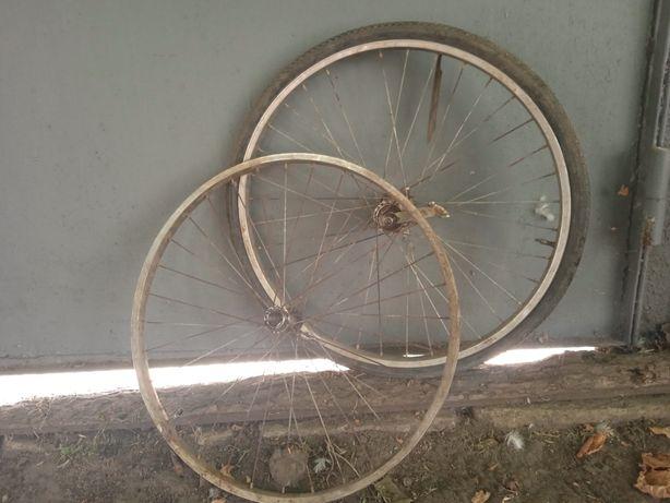 Колеса на велосипед салют б/у
