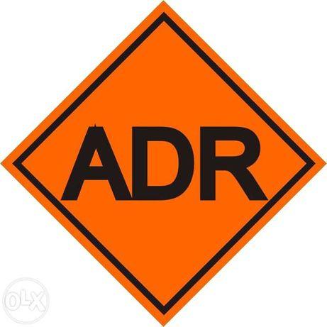 Kurs ADR Chojnice 24-27.09.2021