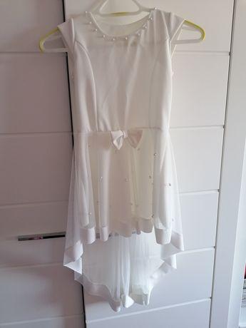 Sukienka biała 128