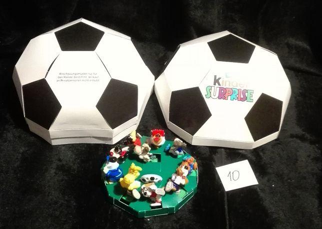 Diorama (10) Kinder Ferrero Magic Sport 2