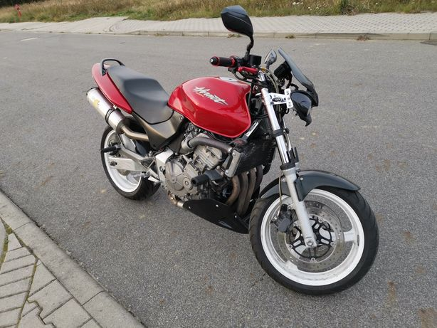 Honda Hornet 600 ccm 2001r