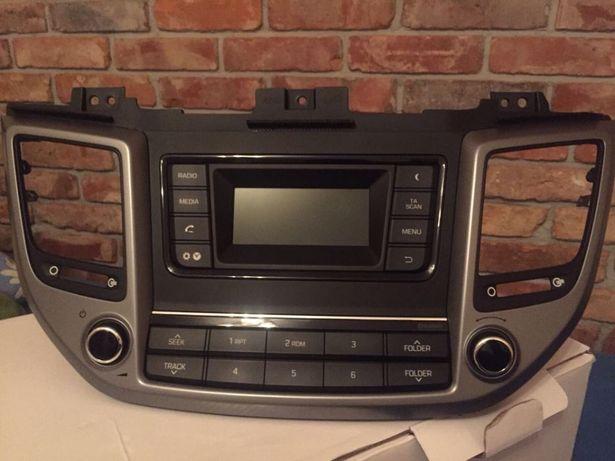 Radio samochodowe Hyundai Tucson