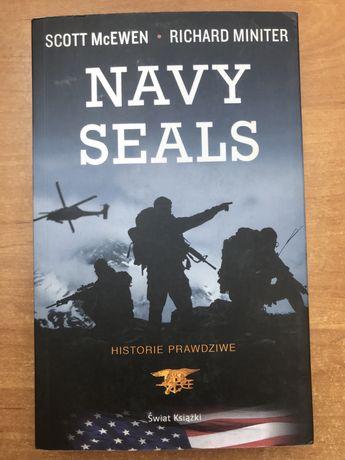 """Scott McEwen, Richard Miniter """"Navy Seals"""""""
