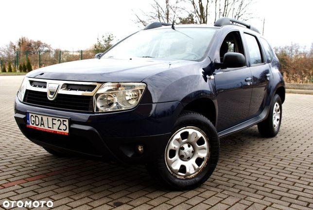 Dacia Duster 1.6 Benzyna+Gaz Salon PL Bezwypadek