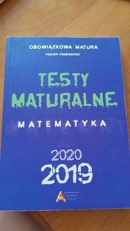 Testy maturalne matematyka wydawnictwo aksjomat