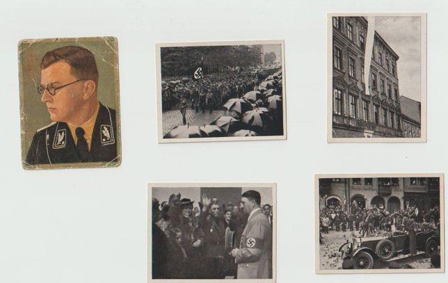 Wehrmacht zdjęcia papierosy