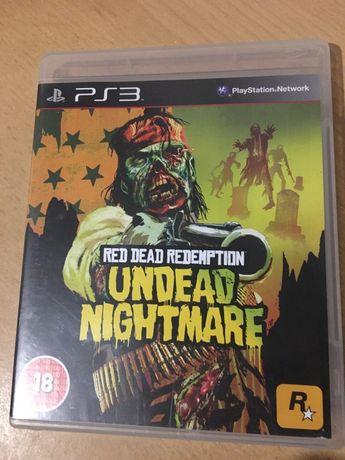 Gra PS3 Red Dead wysyłka lub odbió Stargard!