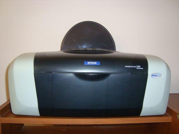Принтер EPSON STYLUS C65 Photo, на запчасти.