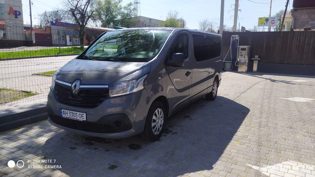 Renault Trafic lll Long ORIGINAL PASSENGER