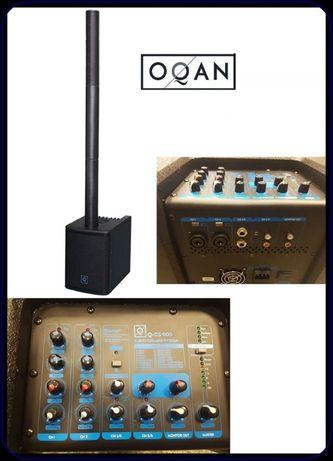 Sistema PA Portátil coluna( satelite palito) de 900w da OQan
