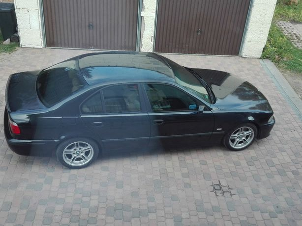 BMW e39 525d m-pakiet
