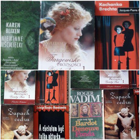 6 książek  za 40 zł  literatura kobieca