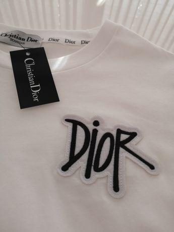 T-shirt Dior Branca L