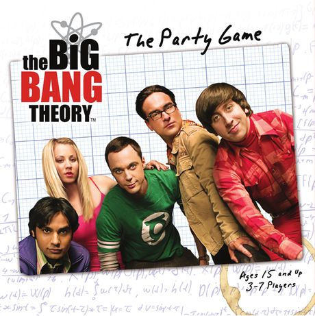Jogo de tabuleiro The Big Bang Theory - BAIXA DE PREÇO
