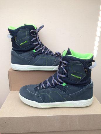 Lowa Gore-Tex Словакия кожаные  ботинки сапоги