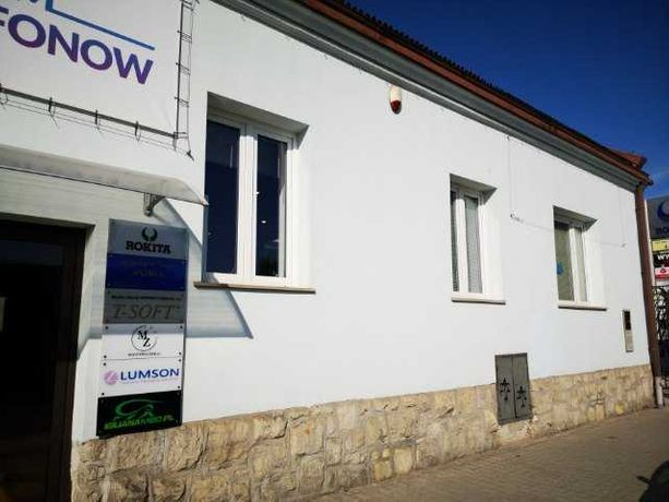 Lokal biurowy Zabłocie ul.Romanowicza