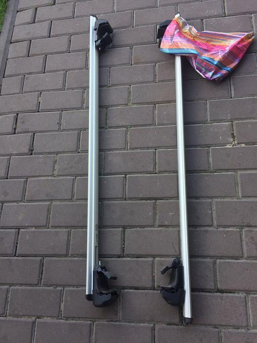 Продам релинги/ поперечные крепления для багажника на крышу Бровары - изображение 1
