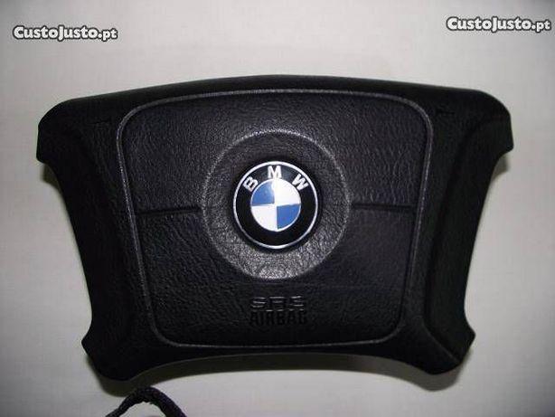 Airbag do Volante - BMW E39 - E36 - E34 S/ MULTIFUNÇÕES
