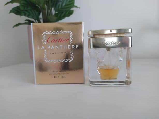 Cartier La Panthere perfumy EDP oryginalne szyprowe