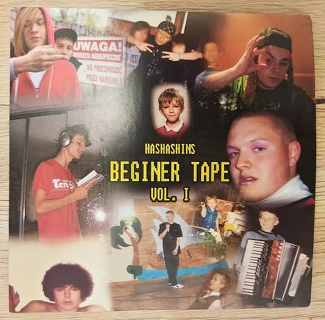 Hashashins - Beginer tape vol.1