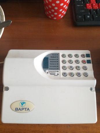 Прибор приёмно-контрольный пожарный ППКП «Варта-1/2»