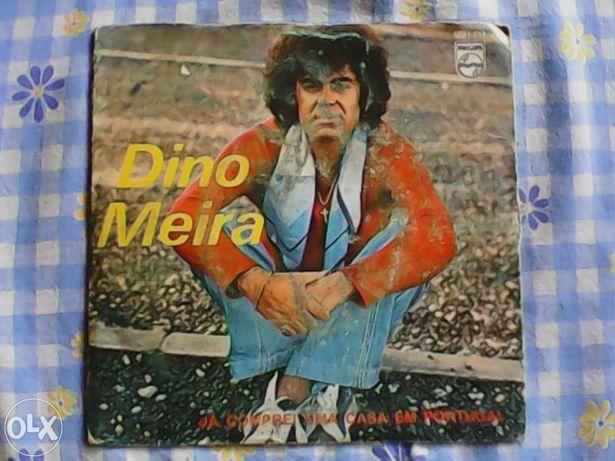 Dino Meira - Já comprei uma casa em Portugal, vinil single