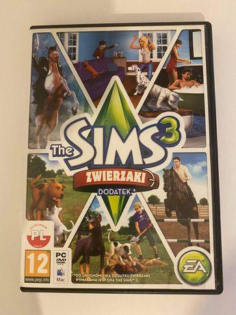 The Sims zwierzaki