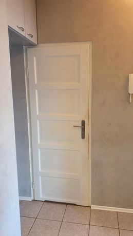 Drzwi wewnetrze sosna kompletne