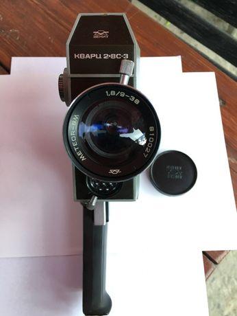 Кинокамера Кварц 2х8С-3