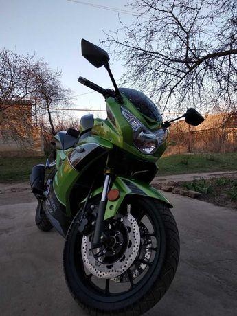 Мотоцикл Shineray Z1 2019 г.