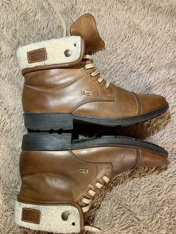 Взуття Rieker зимове, овчина. Стелька 28.5 см