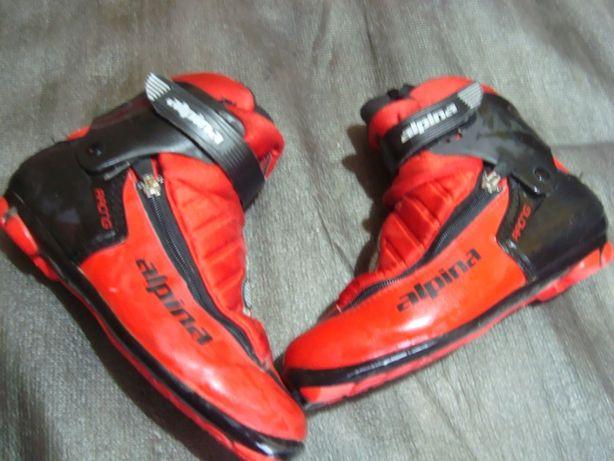 buty narciarskie biegówki Alpina 42-27.8 cm)-NNN