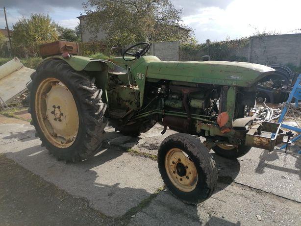 John Deere 505, 500, 501 ciągnik rolniczy, stan dobry