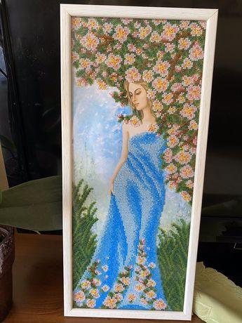 Картина с бисера